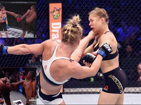 Did Holly Holm start a new trend at Jackson Wink MMA Academy?