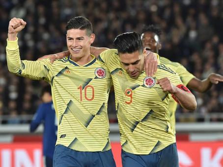 Primer triunfo del portugués Carlos Queiroz en el banquillo tricolor, Colombia 1, Japón 0
