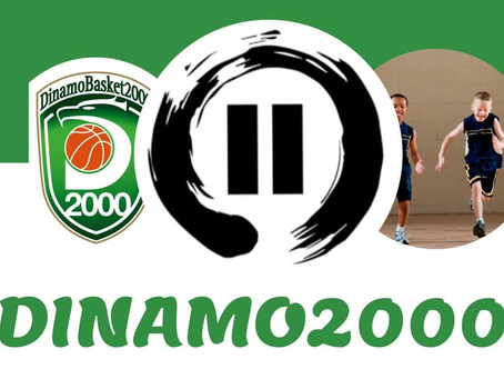 La Dinamo 2000 si mette in modalità Pause ⏸
