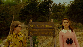 Quickie - Moonrise Kingdom