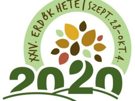XXIV. Erdők Hete Programsorozat Bács-Kiskun megyében