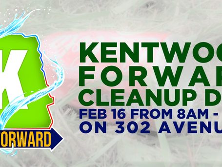 Kentwood Cleanup Day
