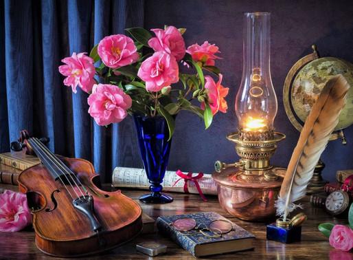 Стихи и музыка - встреча  13.02.20