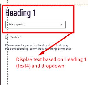 Update text field when a dropdown is selected | Corvid Forum