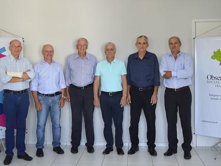 Dorival Mourão Filho é o novo presidente do Observatório Social do Brasil – Franca