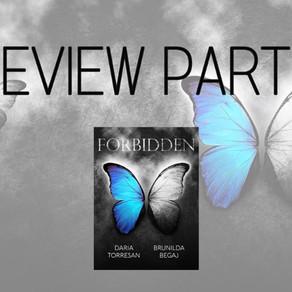 """Review Party - """"Forbidden"""" di Daria Torresan e Brunilda Begaj"""