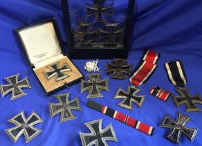 Buying a German Iron Cross