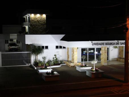 Governo municipal entrega obra de ampliação da Unidade Básica de Saúde