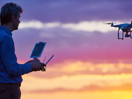 4 Reasons Why Mapping Drones are a Land Surveyor's Best Tool
