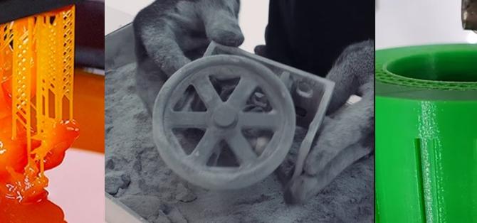 SLA, SLS y FDM: 3 tecnologías de impresión 3D a tu servicio