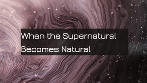Lech Lecha: When the Supernatural Becomes Natural