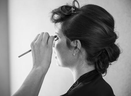 Make up - Una pelle preparata al Make up.