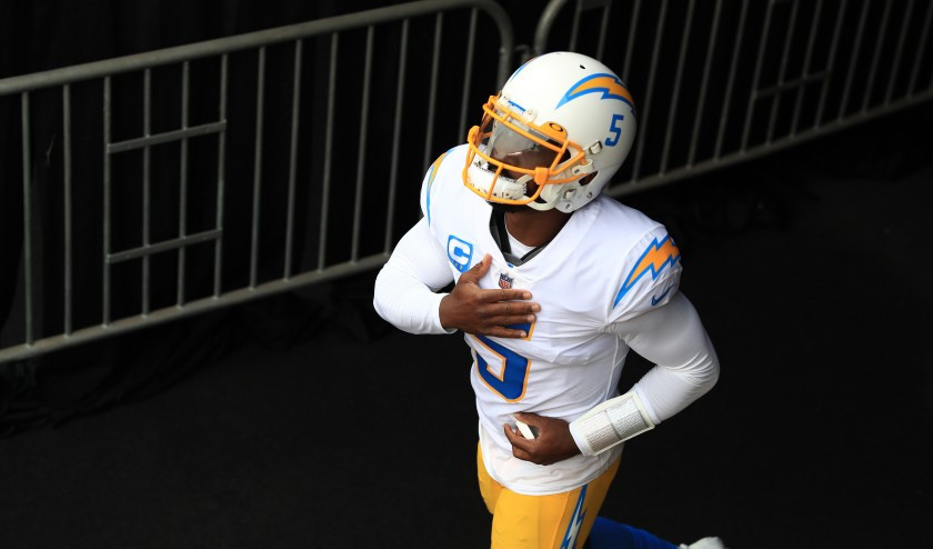 Tyrod Taylor Chargers NFL