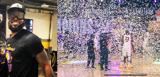 Lakers Champions : clap de fin pour cette saison 2019-2020