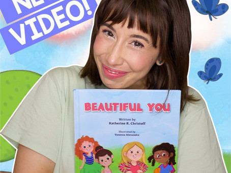 Beautiful You: Be Part of the Story! (Printable Activity Pages)