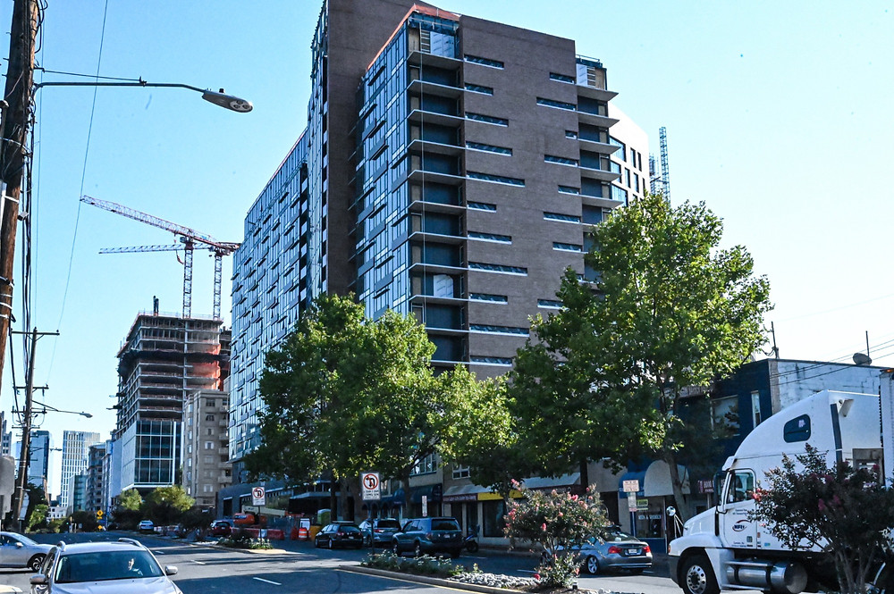 JBG delivers apartment building in Bethesda's Woodmont Triangle - commercial property and retail news