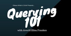 Querying 101 Workshop with Averill Elisa Frankes