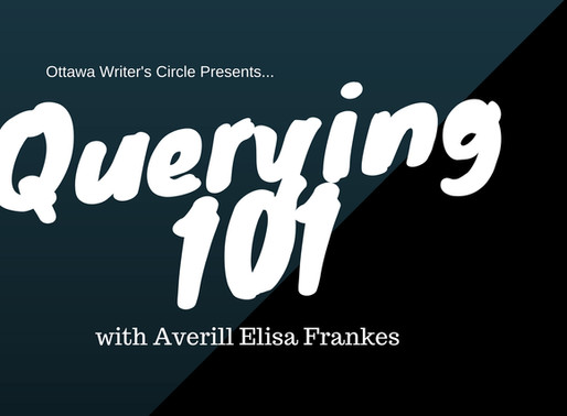 Querying 101 Workshop with Averill Elisa Frankes