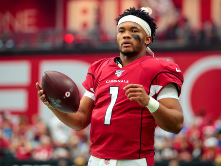 Kyler Murray Can Follow Lamar Jackson's Lead