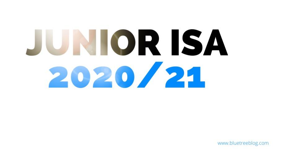Junior ISA 2020/21
