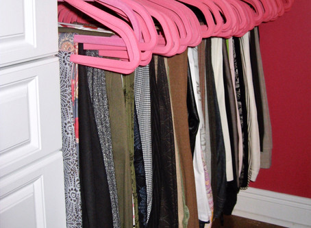 Closet Organization: Your Only 8 Steps Away From Your Luxury Closet