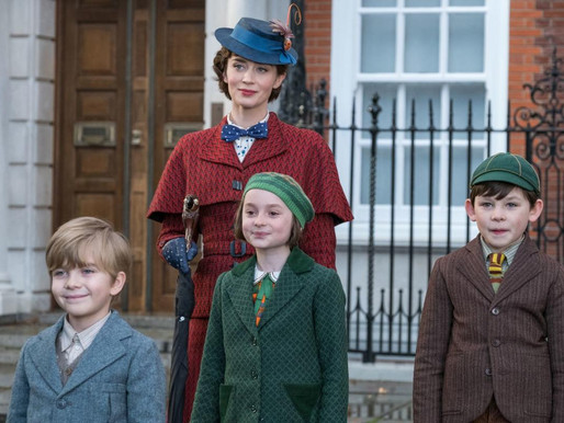 Mary Poppins Returns film review