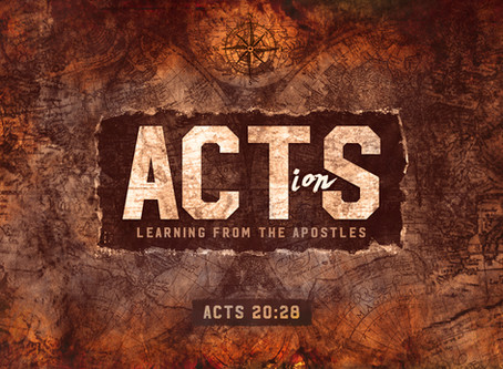 ACTS - ACTIONS - or Both