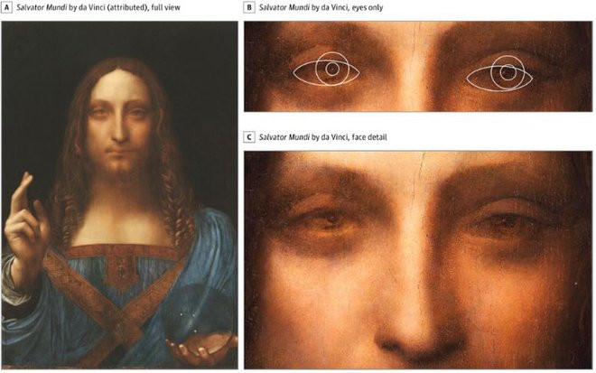 """""""Salvator Mundi"""" - Leonardo Da Vinci"""