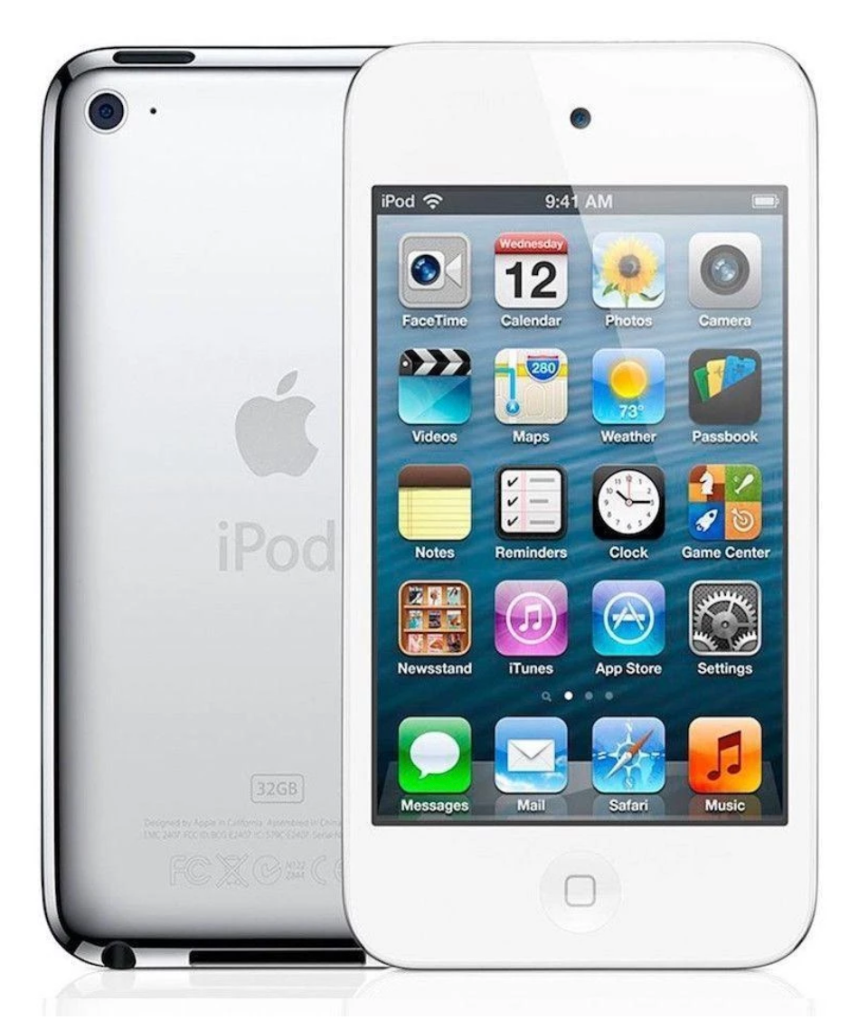 iPod Touch 4th Generation Gen White