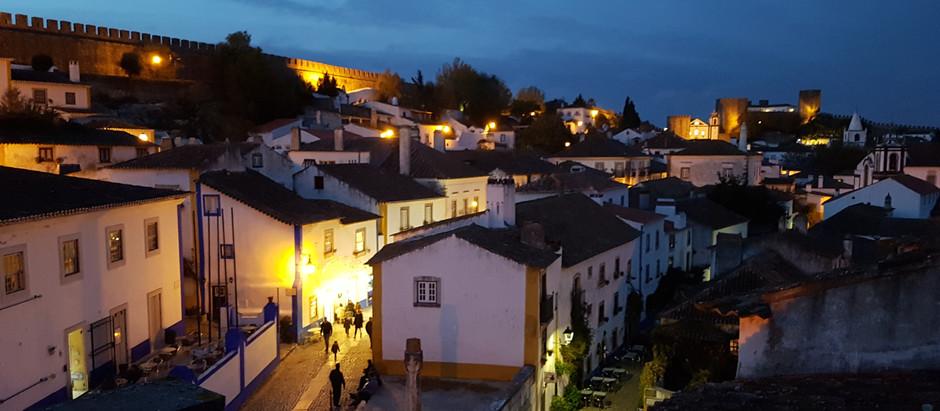 Óbidos - Ginja Likör in der Stadt der Königinnen