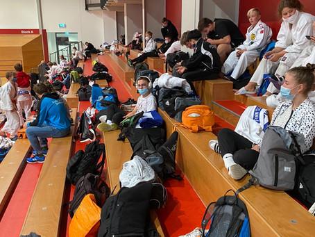 Erfolgreiches Abschneiden unserer Judoka beim AT Cup in Sachsen