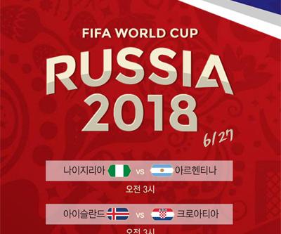 와이즈토토 2018 Russia World Cup 6월27일 경기분석