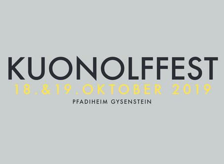 Kuonolffest 2019