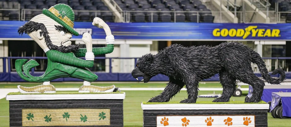 ND v. Clemson:   A Short But Significant History
