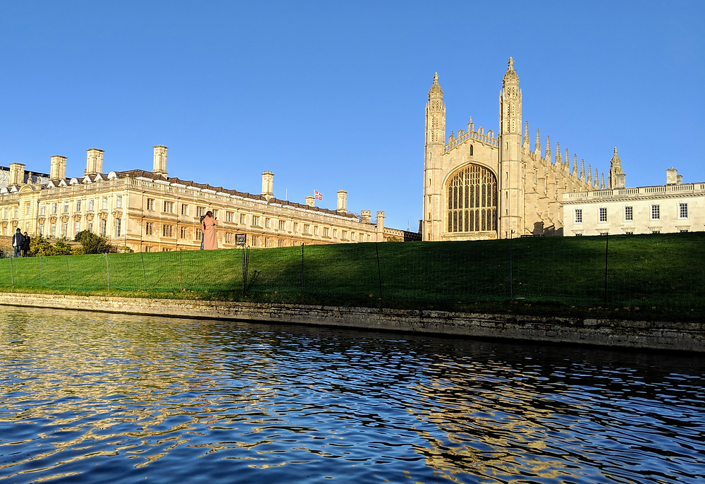 King's College Chapel, which took almost 70 years (1446-1515) to complete, is one of Britain's most magnificent buildings.