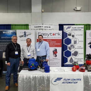 Hey!  It's the Tres Amigos at MRWA Tech Conf. 2020