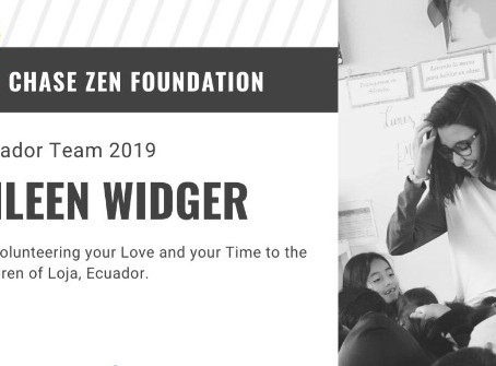 LEADER SPOTILIGHT: Aileen Widger