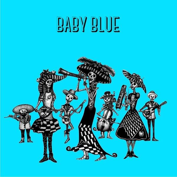 Snowapple brengt single 'Baby Blue' van album 'Wexico'