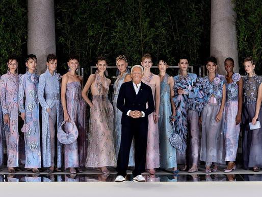 Armani Abandons Fast Fashion