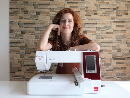 Guide to Embroidery Machines (Part 1/3) + Elna eXpressive 830L review
