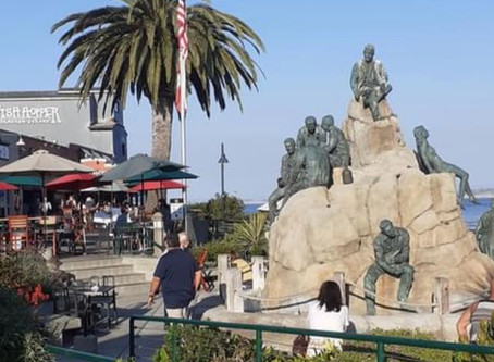 Celebrating Steinbeck's Cannery Row