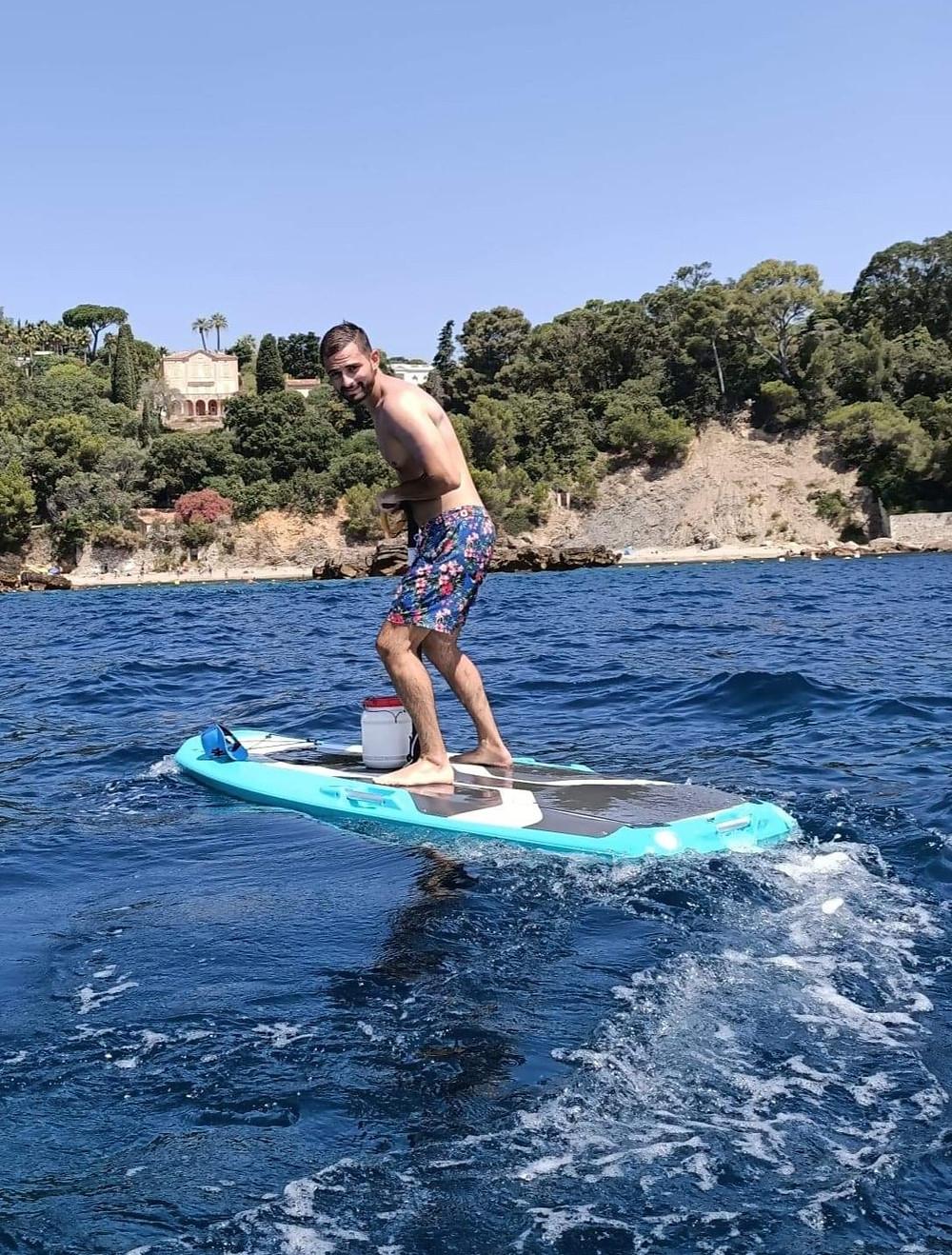 paddle électrique à toulon