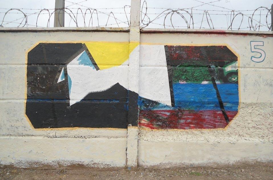 graffiti chileno