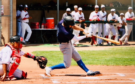 Preparing Like the Pro's An Inside Scoop to Professional Baseball Player, Lou Martini's Off-Season