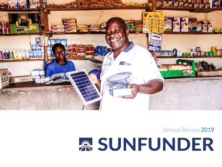Our 2019 review: pioneering and scaling financing for solar + storage