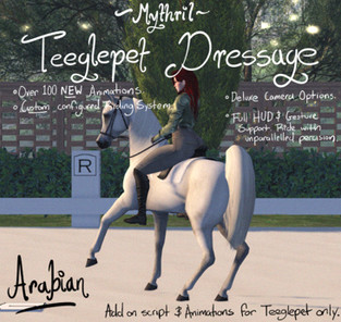 ~Mythril~ Dressage System