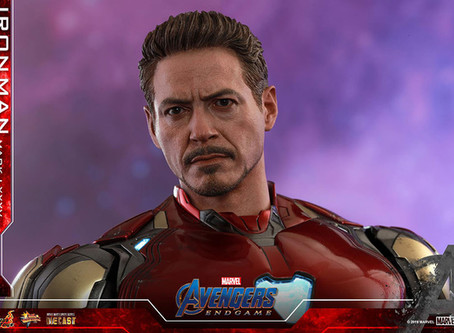 Hot Toys: Iron Man MK LXXXV (News)
