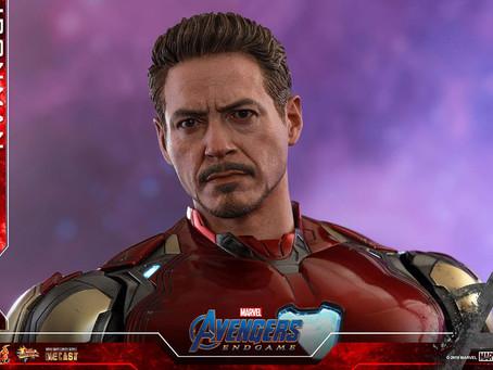 Hot Toys: Iron Man MK LXXXV (News)