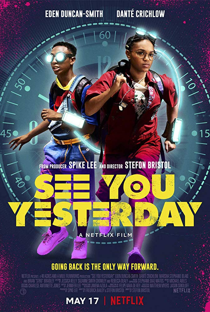 See You Yesterday Netflix film review