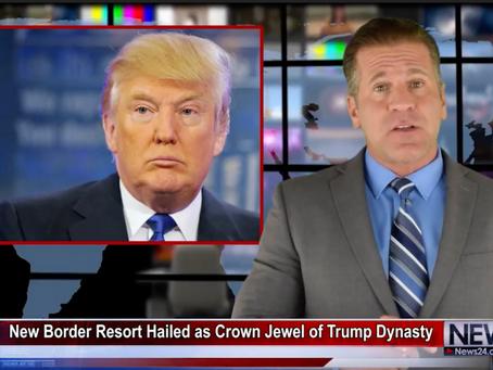Video: New Bisbee Border Resort Hailed as Crown Jewel of Trump Dynasty
